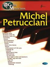 Michel Petrucciani Great Musicians Series Learn Play Piano Keyboard Music Book