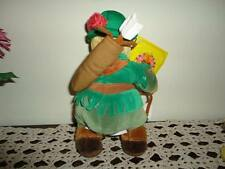 Disney Store UK WINNIE the POOH Robin Hood Bear Retired
