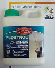 FLOETROL PAINT ADDITIVE WATERBORNE PAINT CONDITIONER - OWATROL 2.5 LTR