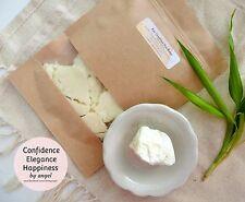 Unrefined Shea butter raw DIY skincare body cream organic 30g 50g 100g 150g