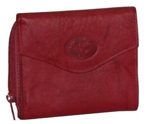 Buxton Heiress Leather Zip Purse Wallet