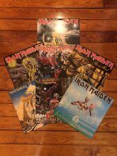 Iron Maiden - 1st Killers Number Piece Powerslave Somewhere Seventh Vinyl 80-88