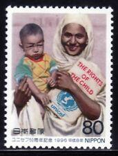 JAPÓN  1996 2255 UNICEF 1v.