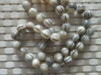 Perles coquillage confection bijoux vrai perles loisirs créatifs