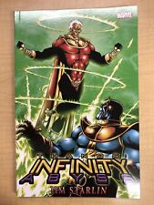 Thanos Infinity Abyss TPB - TP GN - Jim Starlin - Free Shipping Available
