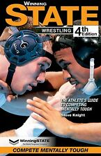 Winning STATE Wrestling Mental Toughness Book- The #1 Confidence Books in Sports