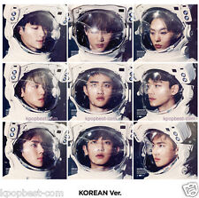 EXO - Sing For You (Winter Special Album) KOREAN ver CD+Photobooklet+Photocard