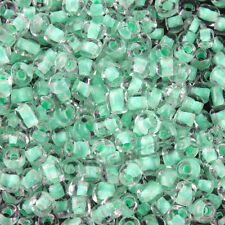 1000pcs Lots Wholesale New Green Mini Seed Glass Beads Jewelry Findings 4mm BS