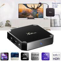 X96mini 2GB+16GB Android 7.1 S905W 4K*2K 3D Smart TV BOX QuadCore WIFI Media PC