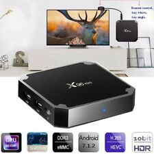 UK PLUH X96mini 2GB+16GB Android 7.1 4K*2K Smart TV BOX QuadCore WIFI Media PC