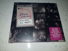 Fairport Convention    Access All Areas  Live Concert   CD + DVD   **Brand New**
