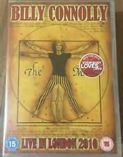 Billy Connolly Live in London 2010 DVD (2010)