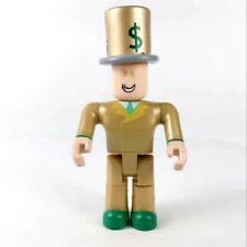 Roblox Mr. Bling Bling Series 1 game mystery Figure boy kid toy - NO code weapon