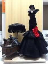 OOAK HAUTE COUTURE CUSTOM HAND MADE OUTFIT SYBARITE SUPERDOLL SUPERFROCK