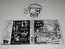 THE 1-4-5s Rock n Roll Spook Party RARE OOP CD Texas Punk Rock 1998 Estrus Rec.