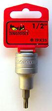 2teng Outils m121225-c tpx25 douille porte embout avec 1.3cm MOTEUR 68250208