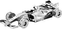Formula 1 Racing Car 3D Metal High Definition Model Kit Nano Toy F1 Miniature