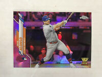PETE ALONSO 2020 Topps Chrome Update PINK SP RC REFRACTOR #U-84! CHECK MY ITEMS!