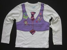NEW Childrens Place 100% Cotton My Perfect Tee White Size 5/6