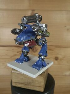 PLASTIC WARHAMMER SPACE CRUSADE DREADNOUGHT PAINTED (L)
