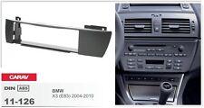 CARAV 11-126 1-DIN Kit de instalación de radio BMW X3 (E83) 2004-2010