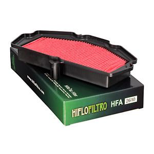 Filtro/aria Kawasaki EN/EX/Vulcan/Versys/Z/650 aspirazione HifloFiltro HFA2610