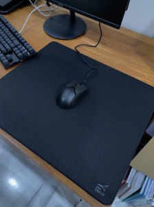 ARTISAN Gaming Mouse Pads Ninja FX Hien Black Red Soft Mid S M L XL Official New