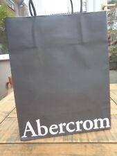 "Abercrombie & Fitch Suave tarjeta pequeña bolsa de 8"" X 10"""