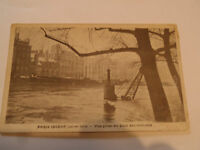 CPA Paris Flood 1910