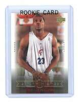 2003 Upper Deck #10 One in a Billion Lebron James Cavaliers NBA Rookie Card