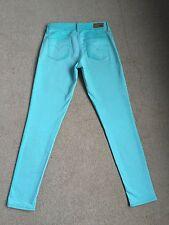Para Mujer Levis Demi Curve Skinny Stretch Perfecto Jeans W26 L29 de gran condición (445)