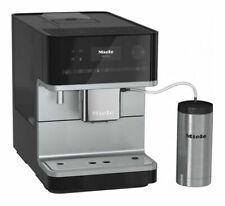Miele CM6350 Coffee Machine - Obsidian Black