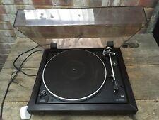 Dual CS 505-3 Turntable Record Deck Belt Drive Ortofon OMB 20 Spares Repairs