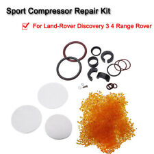 Sport Air Compressor Repair Kit package For Land Rover Discovery 3 4 Range Rover