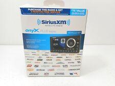 SiriusXM SXPL1V1 Onyx Plus Satellite Radio with Cradle