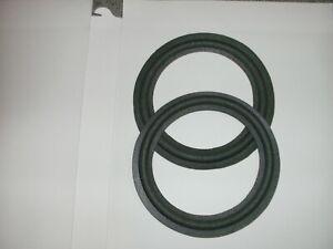 "One pair of 4.5"" JBL foam surrounds. eg CONTROL 1. etc See list below."