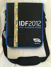 Rare Intel Developer Forum IDF 2012 Computer Bag Laptop Computer Circuits Chips