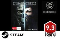 Dishonored 2 [PC] Steam Download Key - FAST DELIVERY