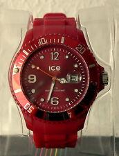 Ice Watch Uhr Armbanduhr, Winter Deep Red Big SW.DR.B.S.11, NEUWERTIG (5)