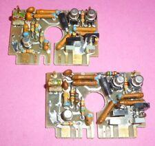 2 x Baugruppe Platine Frequenzmischer Ferrite Ringkern 2N918 u. 2x RCA 40821