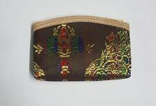 Thai Bag Purse Wallets Fabric cotton Zipper Handcraft Coin CosmeticGift Souvenir