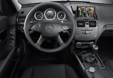 2009 - 2011 Mercedes-Benz C-Class W204 Video In Motion NVIM TV FREE VIM DVD