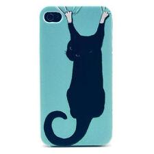 For Iphone 4 4s Case Cover Funda Cat