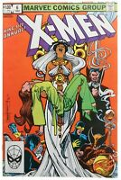 X-Men Annual 6 VF+ 8.5 Dracula King-Size Chris Claremont Marvel Comics 1982