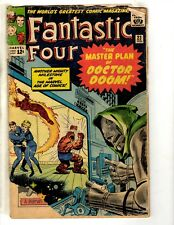 Fantastic Four #23 GD Marvel Comic Book Thing Dr. Doom Human Torch Invisible FH2