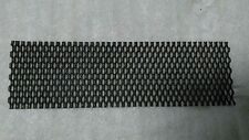 """MMO coated expanded titanium mesh anode - 3"""" x 10"""""""