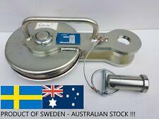 4WD Snatch Block Sheave pulley, Heavy duty, Military Grade, 300kN 67400lb SEPSON