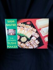 As Seen On TV Sushi Master The Ultimate Sushi Maker