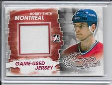 12-13 ITG Forever Rivals Bobby Smith Jersey # M-48