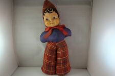 "VINTAGE 14"" ALLIED TOY PRODUCTS - RUBBER FACE GIRL DOLL / FIGURE - VERY CUTE!"